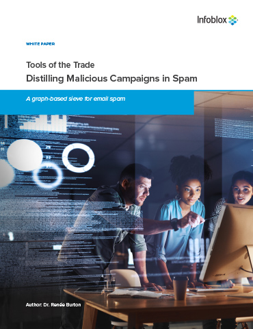 Tools Of The Trade: Distilling Malicious Campaigns In Spam